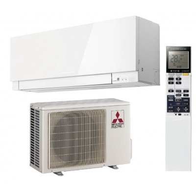 Кондиционер Mitsubishi Electric серия Design  Invertor MSZ-EF25VE3W/MUZ-EF25VE